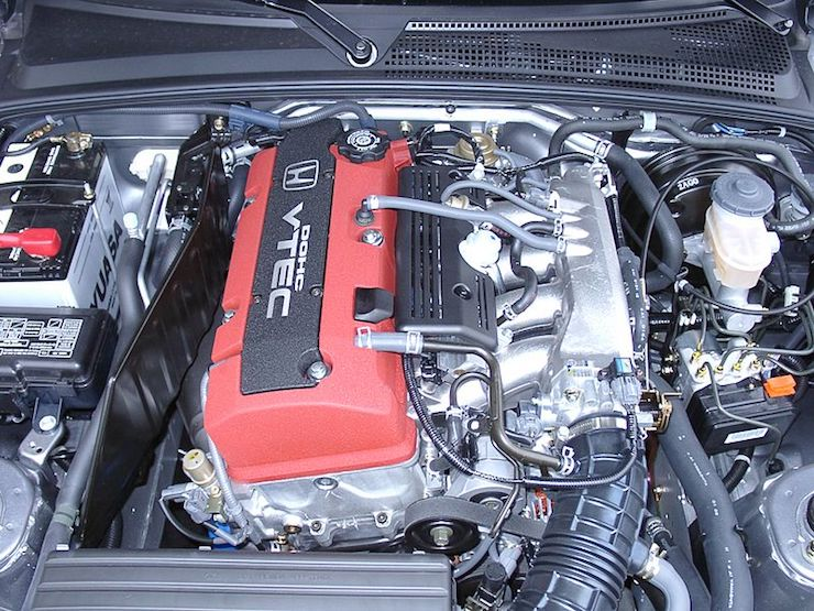 A Jdm Honda Vtec Engine In An S2000