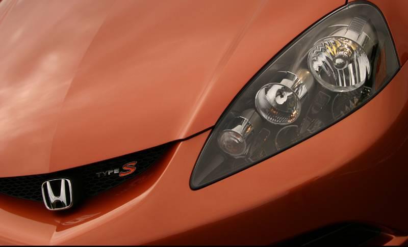 Honda JDM Honda Integra TypeS TypeS Emblem Front - Acura rsx front emblem