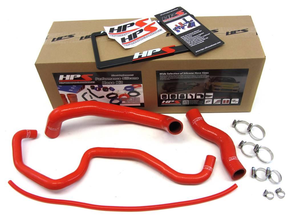 HPS 2003-2006 Nissan 350Z HPS Silicone Radiator Hoses Kit