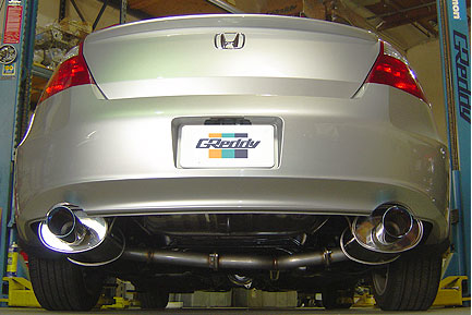 Greddy 08 09 Honda Accord Ex V6 Coupe Greddy Spectrum