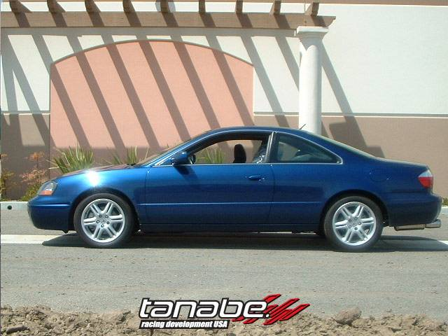 Tanabe Acura CLTL Tanabe NF Max Comfort Lowering - Acura tl lowering springs