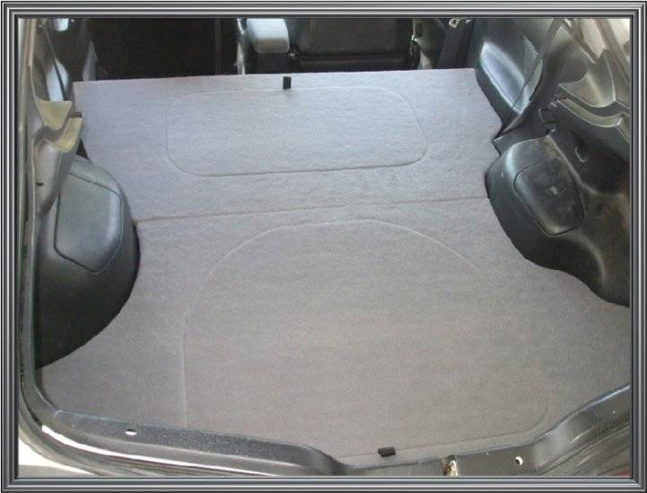 Corsport 1994 2001 Acura Integra Corsport Carpeted Rear
