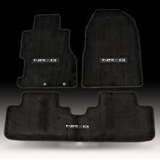 """Floor Mats For Honda S2000 w// /""""S2000/"""" logo"""