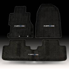 NRG Innovations Acura RSX NRG Innovations Floor Mats W - Acura rsx floor mats