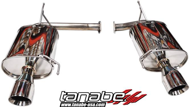 Tanabe 2002-2003 Acura CL Type-S Tanabe Medallion Touring ...