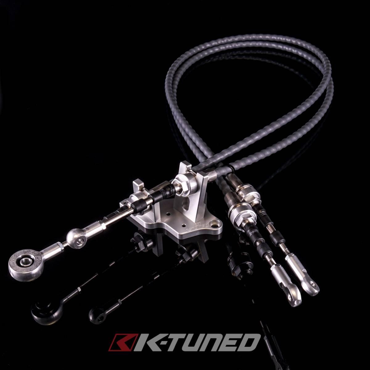K-Tuned Honda/Acura K-Tuned Race-Spec Shifter Cables K24Z7
