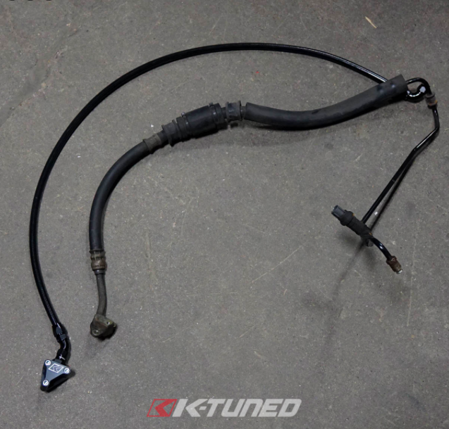 K-Tuned 2002-2004 Acura RSX K-Tuned Power Steering Line