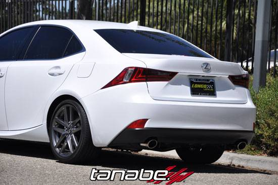 tanabe 2014 lexus is 350 f sport tanabe nf210 max comfort lowering springs corsport. Black Bedroom Furniture Sets. Home Design Ideas