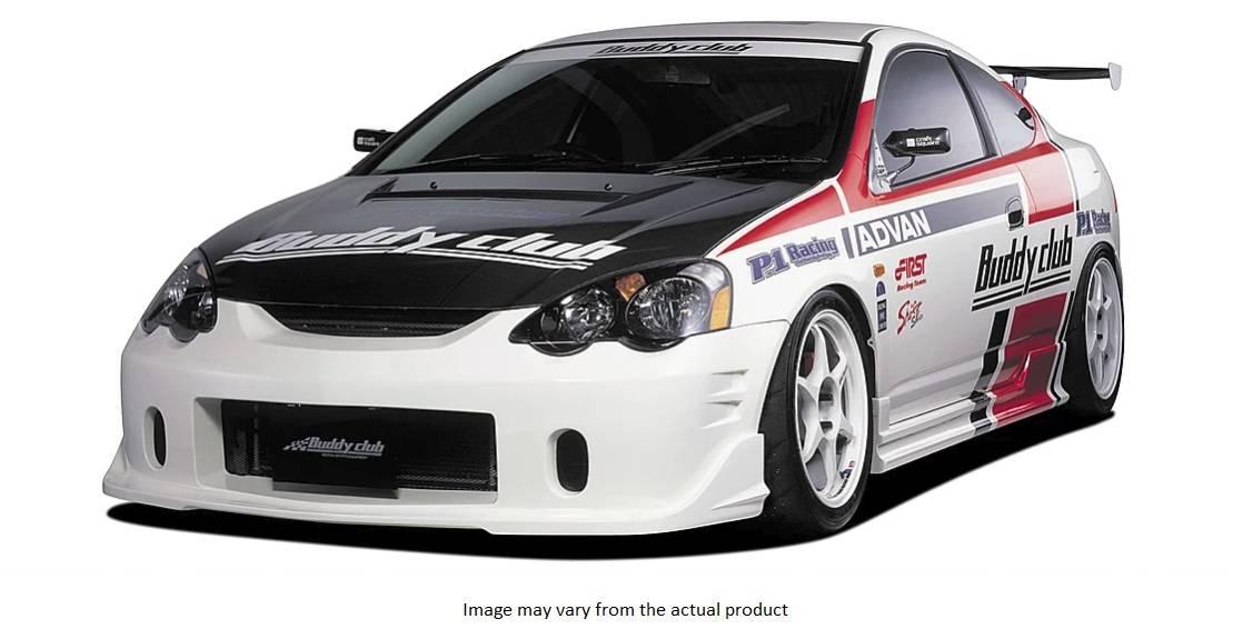 Acura RSX Buddy Club WTCC Wide Body Kit Pcs - 2005 acura rsx body kit