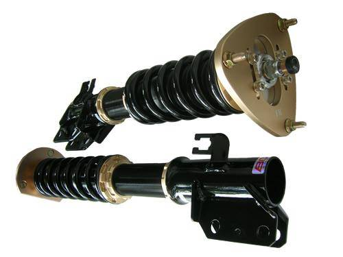 BC Racing Acura TL BC Racing Type BR Coilovers CorSport - Acura tl bc coilovers