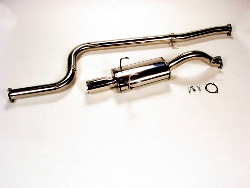 Thermal Acura Integra DR Thermal Turbo Exhaust System - 1994 acura integra exhaust system