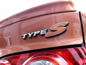 JDM Honda Emblems CorSport - Acura type s emblem
