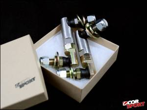 CorSport - 2006-2011 Honda Civic CorSport Adjustable Endlinks v2 -