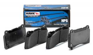 Hawk - 2002-2005 Honda Civic Si Hawk HPS Rear Brake Pads