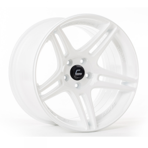 Cosmis - Cosmis Racing S5R Wheel White 17x9 +22mm 5x114.3