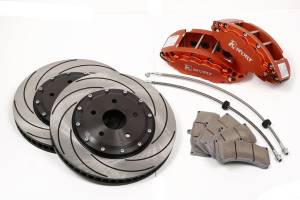 "K Sport - 2002-2005 Audi A4 2wd Ksport Big Brake Kit (13"" Front)"