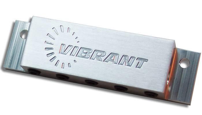 Vibrant Performance Aluminum Vacuum Manifold Source
