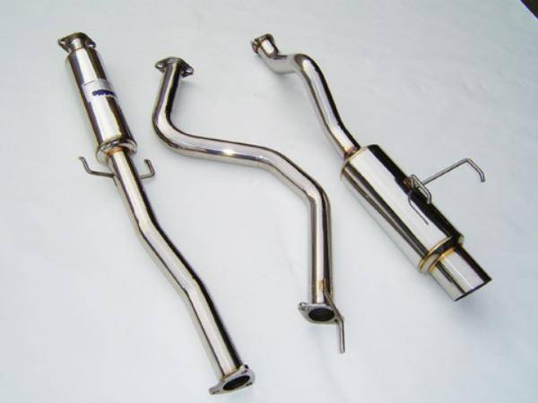 Invidia - 1994-1998 Acura Integra GSR Invidia N1 Cat-back Exhaust