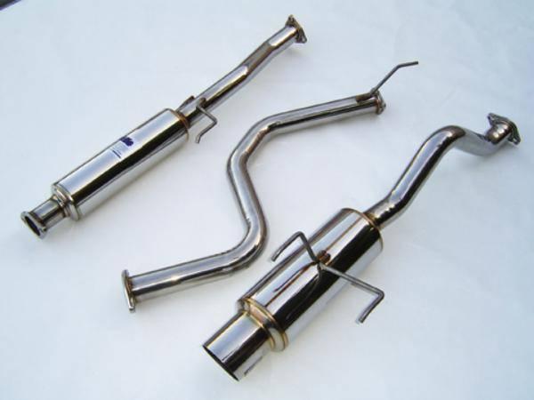Invidia - 1994-2001 Acura Integra N1 Invidia Cat-back Exhaust