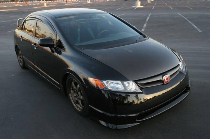 Seibon - 2006-2011 Honda Civic Coupe Seibon Carbon Fiber Hood OEM
