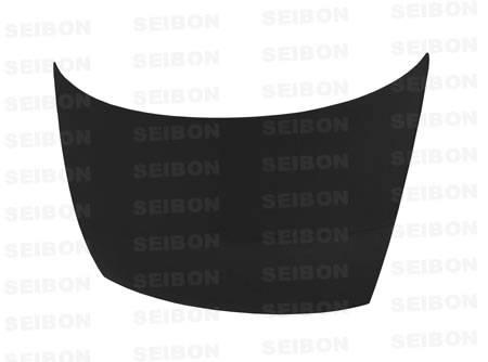 Seibon - 2007-2011 Honda Civic Sedan Seibon Carbon Fiber Hood OEM