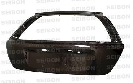 Seibon - 2002-2005 Honda Civic Si Seibon Carbon Fiber Trunk Lid