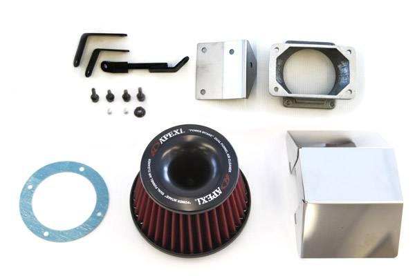 A'PEXi - 2003-2005 Mitsubuishi Evolution VIII APEX'i Power Intake