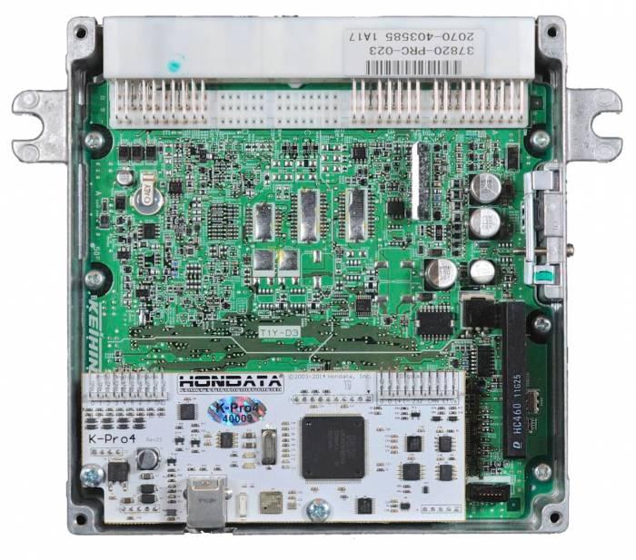 Hondata - 2002-2004 Acura RSX Base 5spd (PND ECU) Hondata K-Pro 4 Programmable ECU