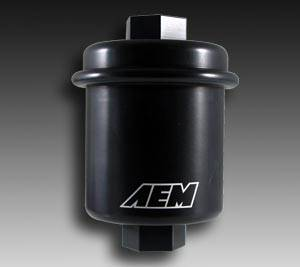 AEM - 1996-2000 Honda Civic AEM High Volume Fuel Filter