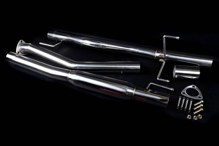 Buddy Club - 1996-2000 Honda Civic Type R Buddy Club Pro Spec II Exhaust
