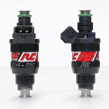 RC Engineering - RC Engineering Honda/Acura 155cc to 1200cc Performance Fuel Injectors (4)