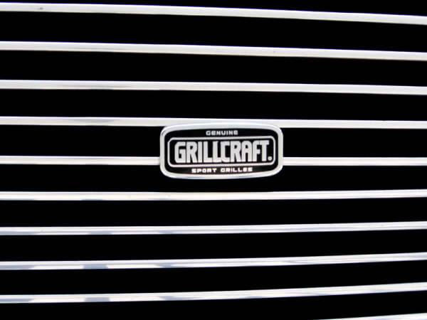 Grillcraft - 2005-2006 Scion xA Grillcraft BG Series Bumper Insert Upper Billet Grille