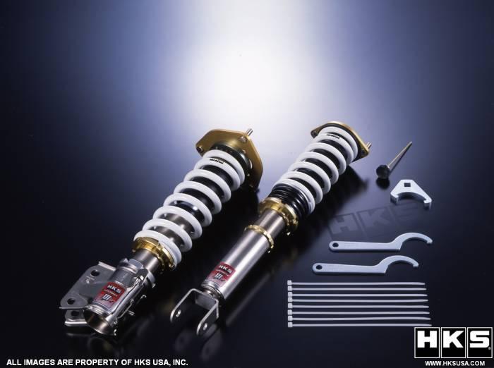 HKS - 2003-2005 Mitsubishi Evolution VIII HKS Hipermax III Sport Suspension Kit