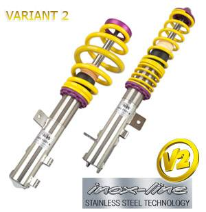 KW Automotive - 2003-2008 Nissan 350Z KW Coilover Variant 2