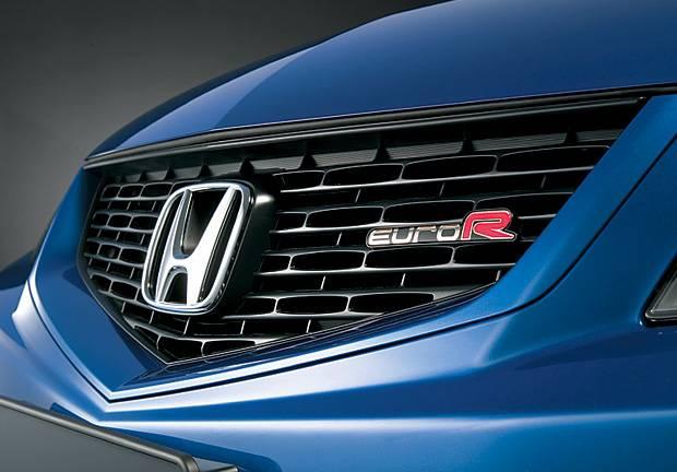 Honda (JDM) 2004-2008 Honda Accord Euro R (CL7) Euro-R Emblem (Front) - CorSport