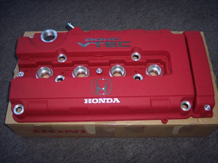 Honda (JDM) - 1996-2000 Honda Civic Type-R (EK9) Red Valve Cover