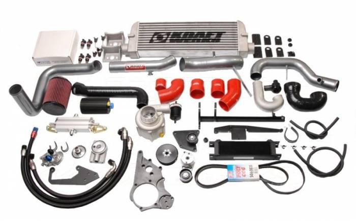 KraftWerks - 2006-2009 Honda S2000 Kraftwerks Supercharger System w/ Tuning (FlashPro)