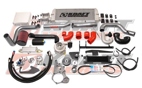 KraftWerks - 2006-2009 Honda S2000 Kraftwerks YouTune Race Supercharger Kit
