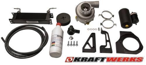 KraftWerks - Honda/Acura K-Series Kraftwerks Race Supercharger Kit (C30-94)