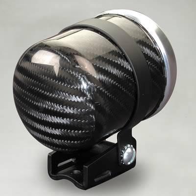 Auto Meter - Auto Meter Carbon Fiber Gauge Mounting Cup
