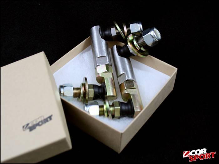 CorSport - 2006-2011 Honda Civic CorSport Adjustable Endlinks v2 -