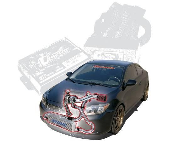 Turbonetics - 2004-2005 Scion tC Turbonetics Complete Turbo System