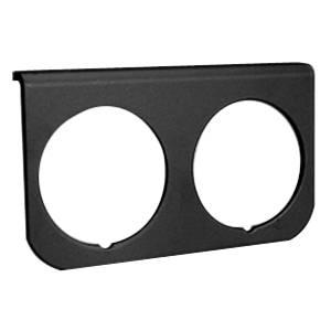 Auto Meter - Auto Meter 2 Hole Gauge Panel
