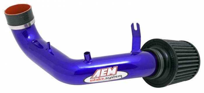 AEM - 2002-2006 Acura RSX Type-S AEM Short Ram Intake - Blue
