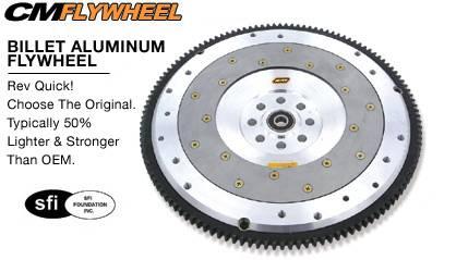 Clutch Masters - 2003-2006 Nissan 350Z ClutchMasters Aluminum Flywheel