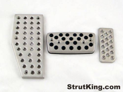 Strut King - 2002-2006 Acura RSX Strut King Sport Pedal Set (AT)