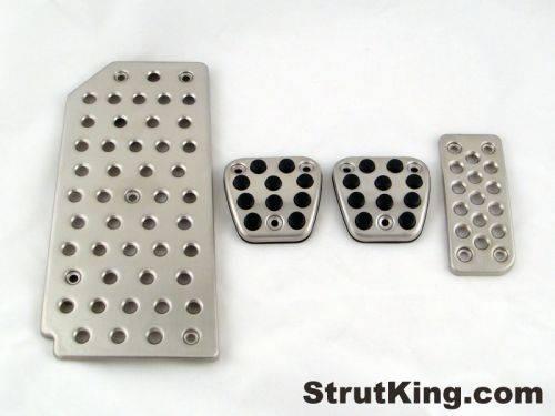 Strut King - 2001-2005 Honda Civic Strut King Sport Pedals (MT)