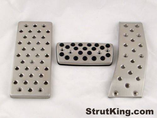 Strut King - 2003-2008 Acura TSX Strut King Sport Pedals (AT)
