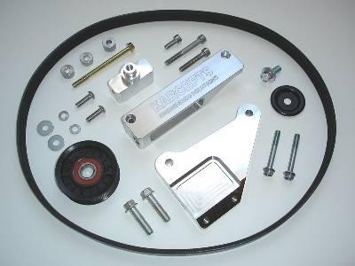 Karcepts - Karcepts A/C - P/S Removal Kit (K20Z3)