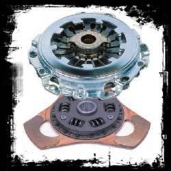 Exedy - 2002-2005 Subaru WRX Exedy Stage 2 Cerametallic Clutch Kit